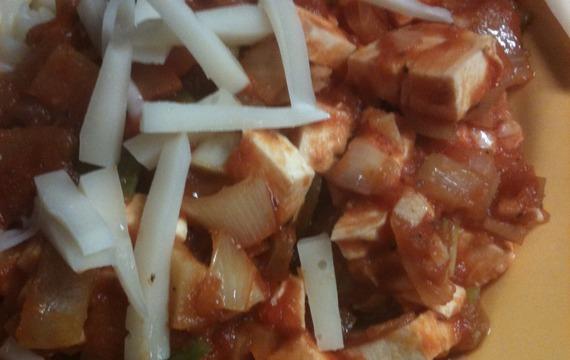 Rajčatová omáčka se šmakounem