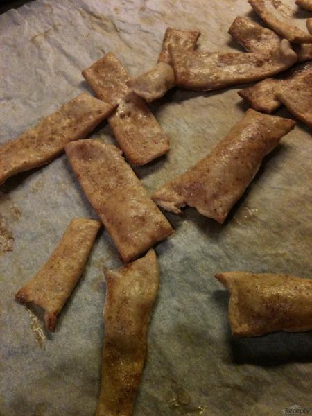 Chilli celozrnné sušenky