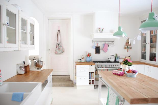 V uspořádané kuchyni je radost vařit