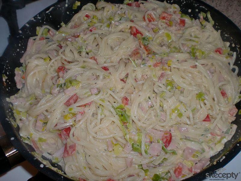 Fit špagety
