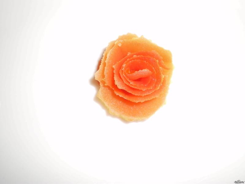 Rajčátková růžička