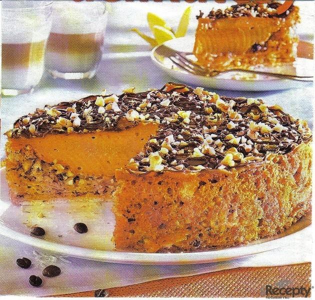 Řezy na dortové oplatce
