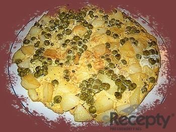 Selská omeleta (z brambor)