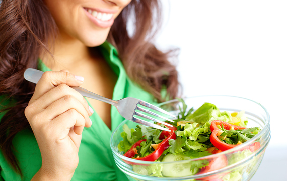 Lehké letní saláty
