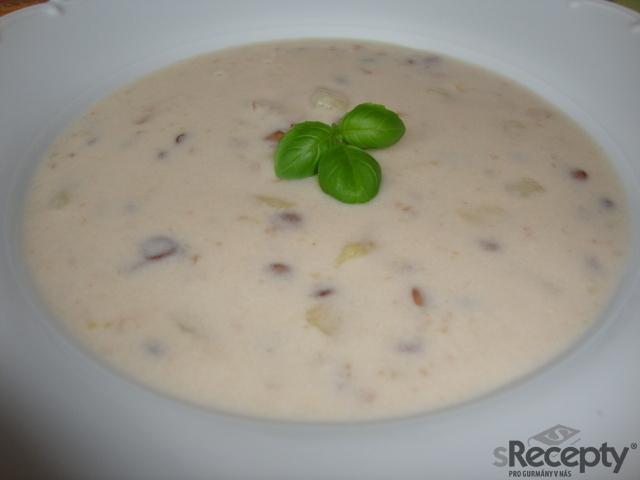 Čočková polévka s brambory