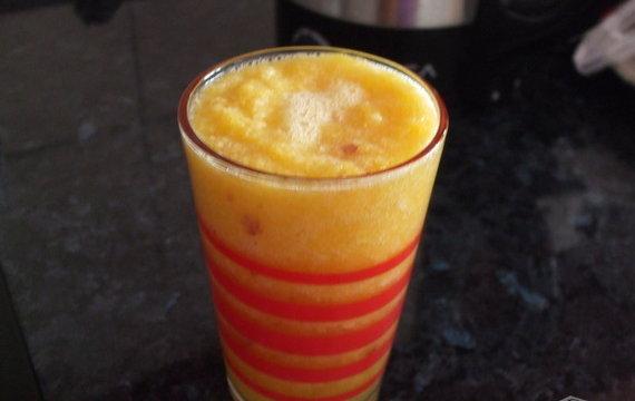 Mixovaná jablka s pomerančem