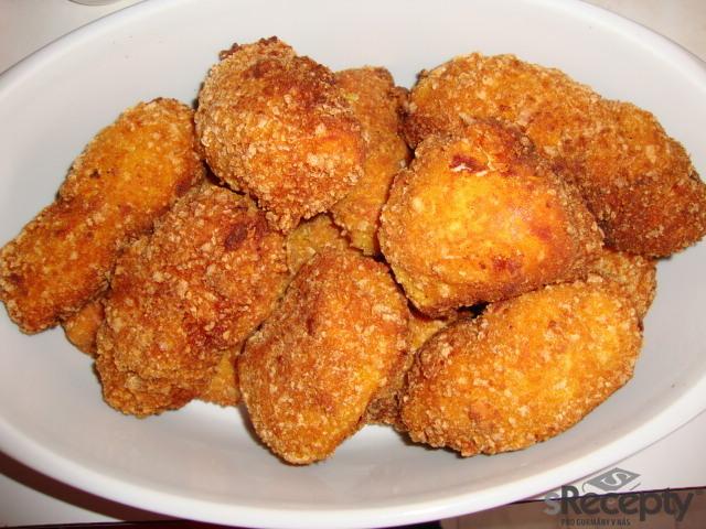 Křupavé kuřecí kousky