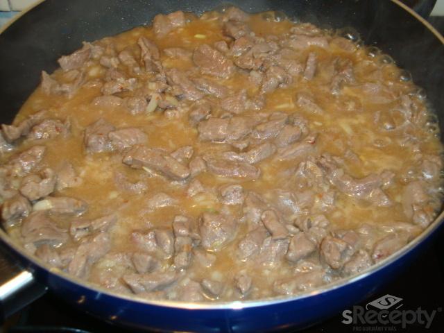 Srnčí maso po americku