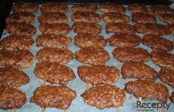 Oříškovo - vločkové sušenky