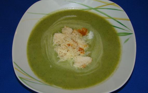 Brokolicovo - bramborová polévka