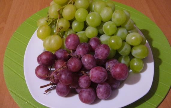 Co ukrývá hroznové víno?