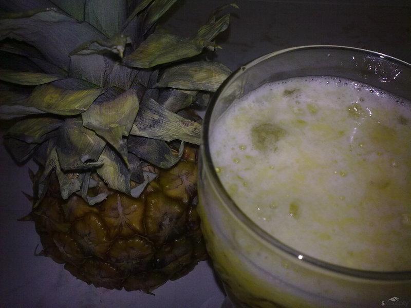 Ananasové dajkiry