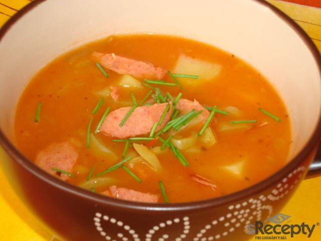 Kopaničářská polévka