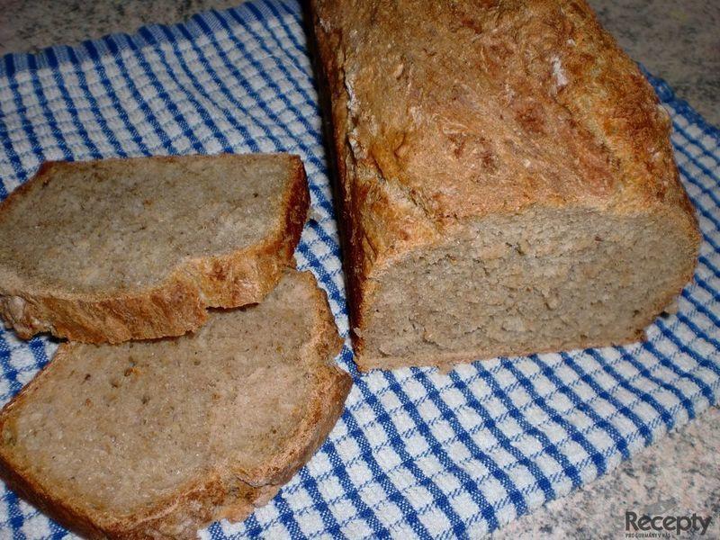 Bramborovo - pivní chléb