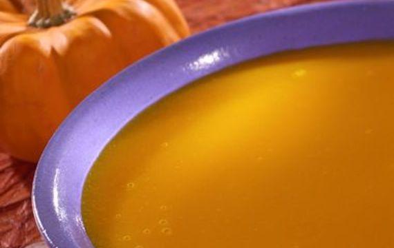 Polévka z tykve