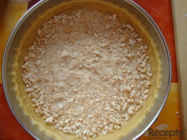 Fantastický broskvovo - borůvkový koláč