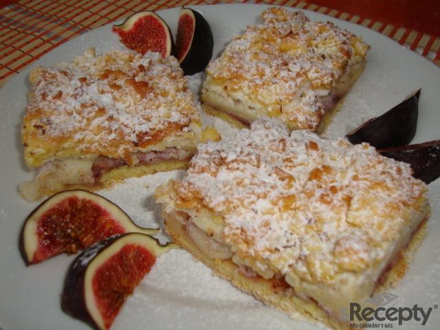 Grófčin jablečný koláč