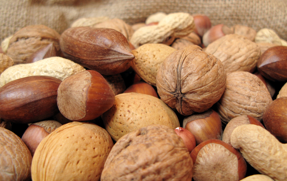 Ořechy - zdravý balzám pro nervy