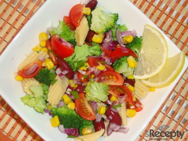 Zeleninkový salát