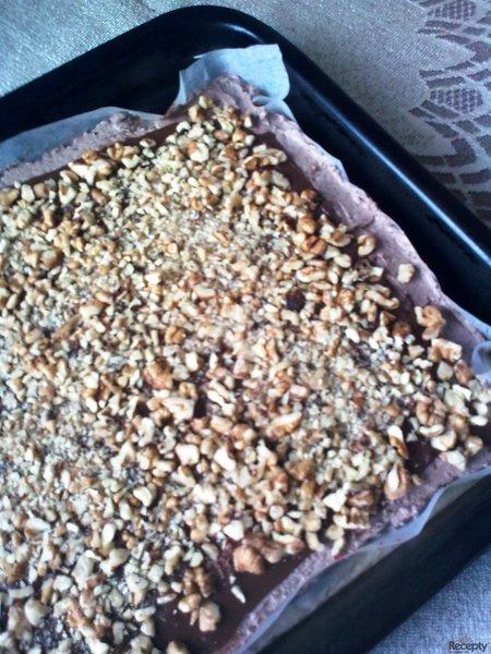 Ořechové řezy od babičky