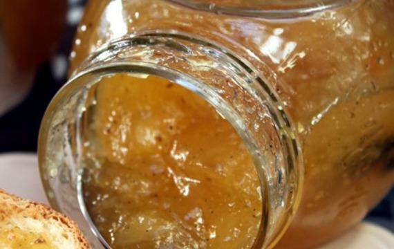 Domácí jablečný džem