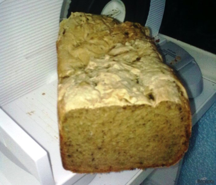 Česnekový chléb