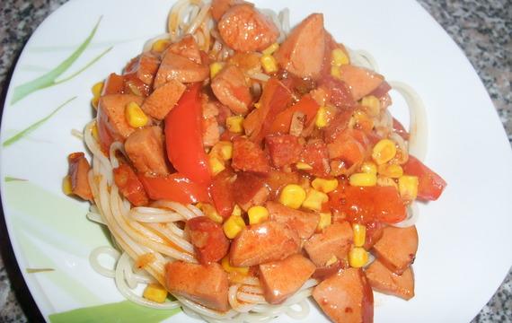 Maminčiny rychlošpagety
