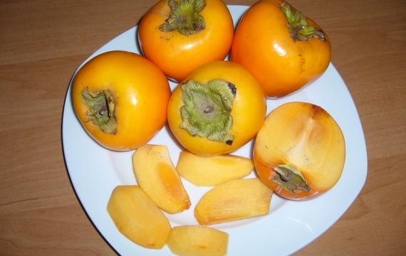 Kaki - exotická kráska plná zdraví