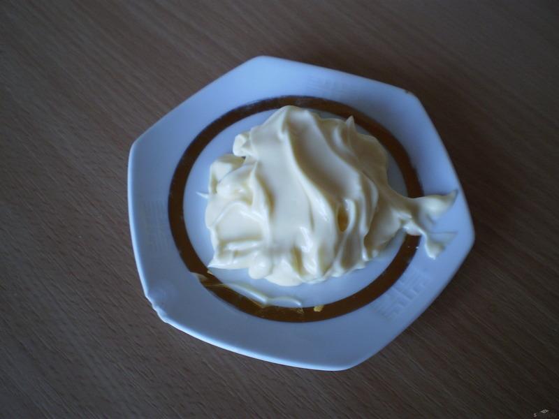 Rychlá krémová majonéza