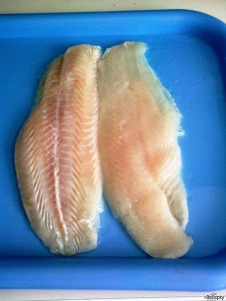 Rybí filé v rajské šťávě