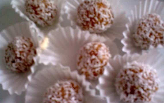 Karamelové kuličky