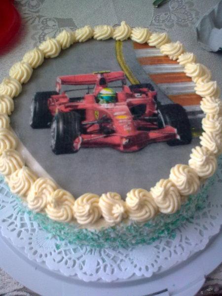 Malý dort