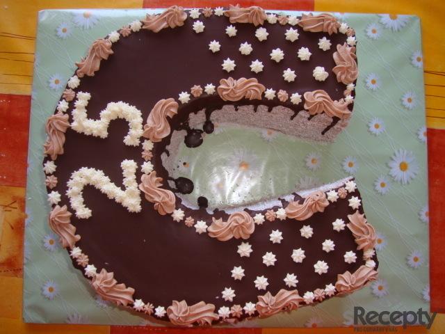 Kakaovo - čokoládová podkova