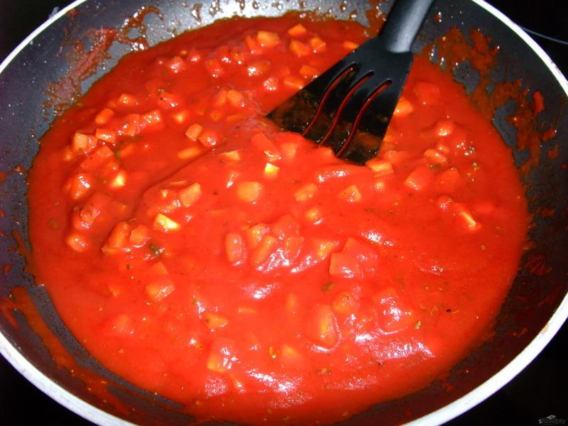 Lilkovo-rajčatová omáčka pro nejmenší