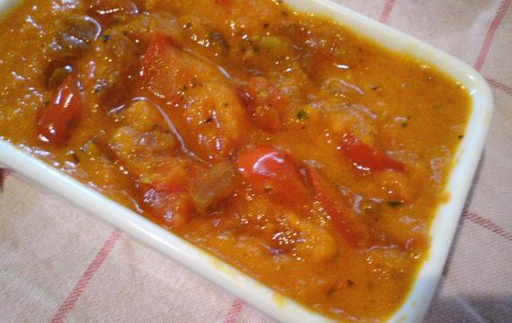 Kreolská salsa