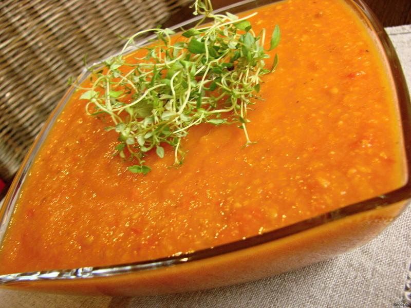 Pikantní pálivá salsa