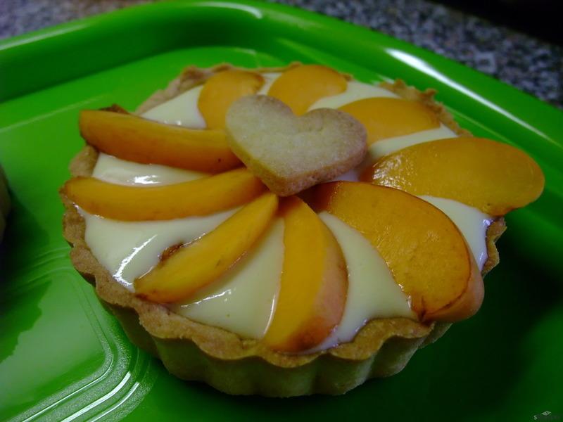 Ovocno-žloutkové tartaletky