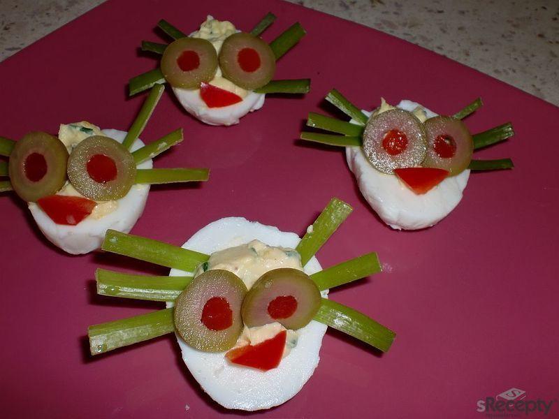Vaječné příšerky nejen na dětskou party