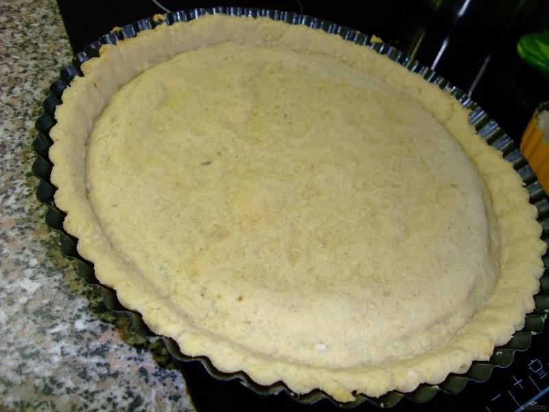 Tarte aux poires a la Michele (Hruškový koláč podle Michele)