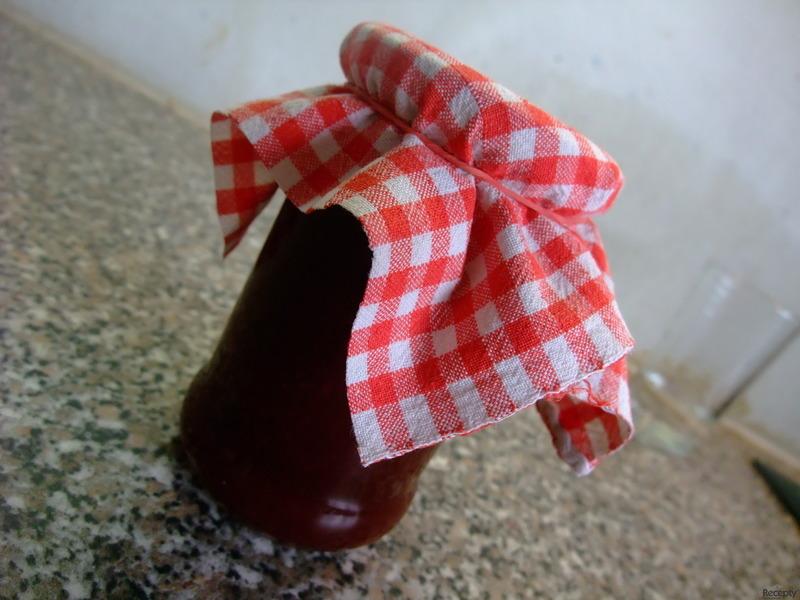 Mirabelková marmeláda