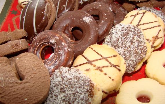 Vánoční cukroví: inspirace a tipy na letošní Vánoce