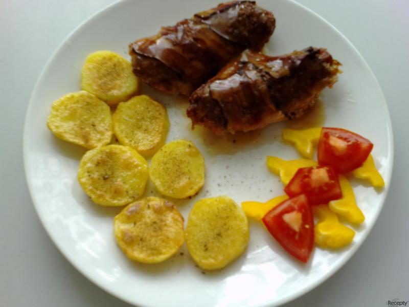 Mleté maso s klobásou