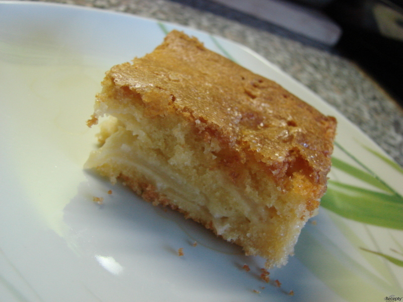 Jablkový koláč II.