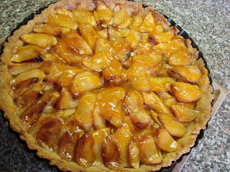 Exkluzivní jablkový koláč