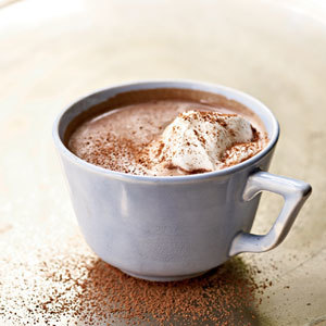 Výborná domácí horká čokoláda
