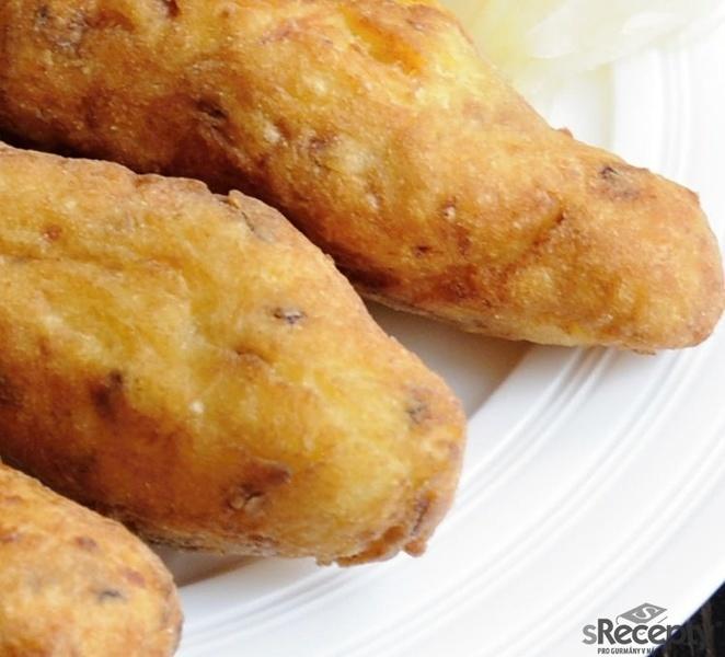 Smažené bramborové špalíčky