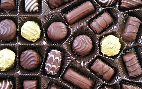 Čokoláda - spása pro chuťové buňky!