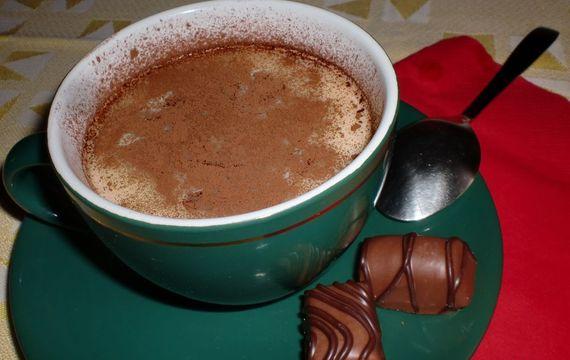 Krém z bílé čokolády