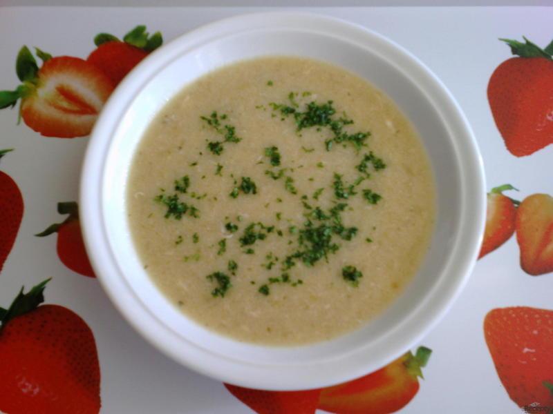 Polévka z cibule
