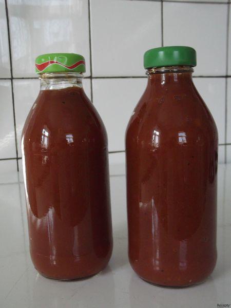 Pikantní kečup